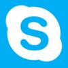 Thumb skype logo 100px