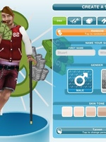 Preview the sims   screenshot 2