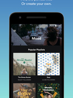 Preview spotify playlists moments