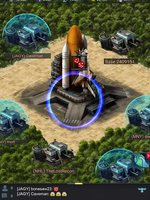 Preview mobile strike base missile attack launch