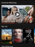 Preview netflix titles shows