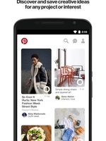 Preview pinterest home feed