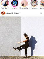 Preview instagram feed